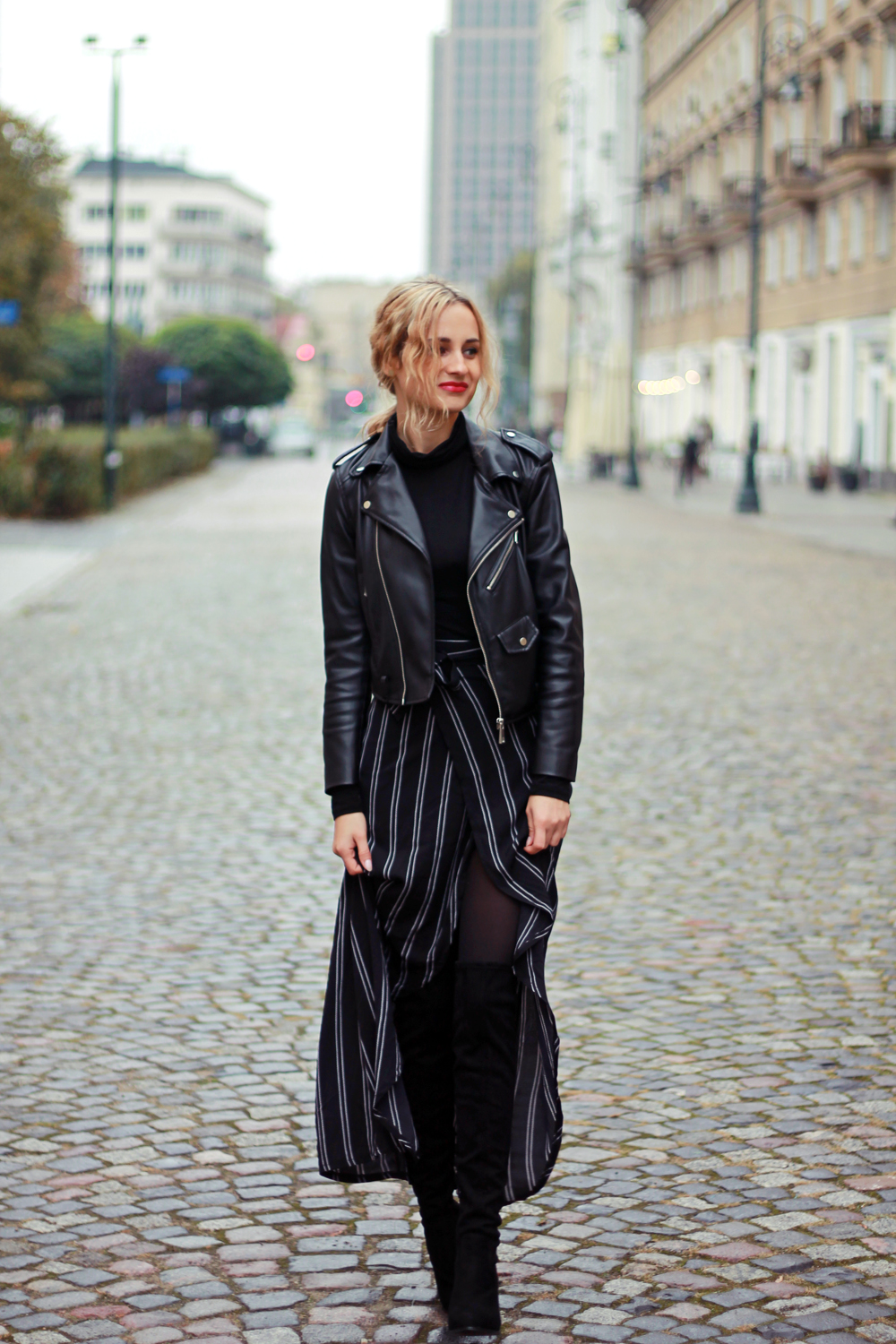 Ootd Street Style Fashion How To Wear Summer Clothes In Autumn