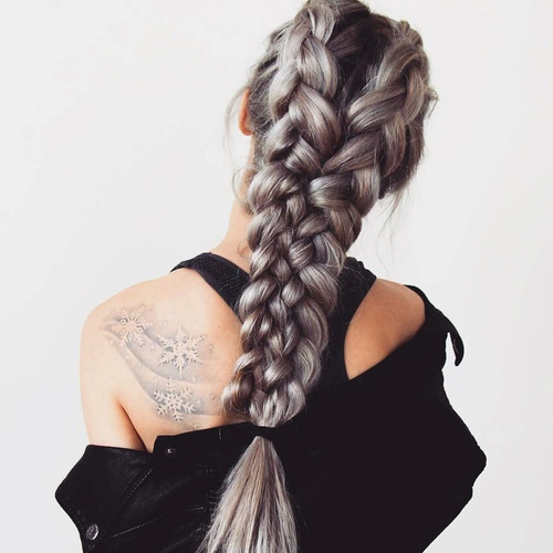 long braided hair tumblr wwwpixsharkcom images